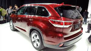 colors for toyota highlander 2015 toyota highlander