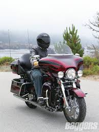 Nothing But The Best 2013 Harley Davidson Cvos Baggers