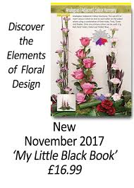 design applying the elements flower arranger books with wow