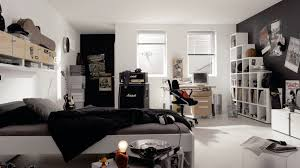 black and white music room decor