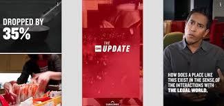 cnn 10 archive cnn cnn s three month daily snapchat the update avoids the