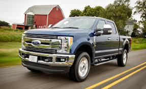 truck ford 2017 2017 ford f series super duty first drive u2013 review u2013 car and driver