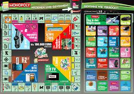 Monopoly Map Mcdonald U0027s Monopoly 2013 Game Board Rare Pieces