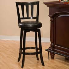 Inexpensive Bar Stools Kitchen Kitchen Furniture Black Bar Stool Brown Stained Wooden S