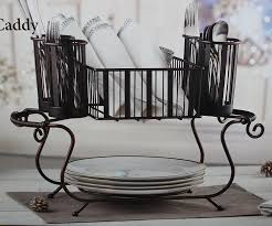porcelain flatware caddy maryland china buffet holder server