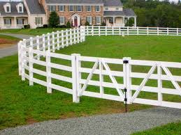 composite fence modern home u0026 gardens geek