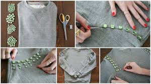 sweater ideas 18 fashionable sweater makeovers ideachannels