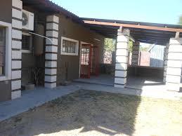 two bed room house two bedroom house okavango properties botswana real estate