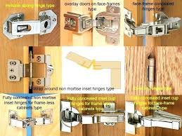 concealed kitchen cabinet hinges replacing old cabinet hinges cabinet hardware door flush hinges