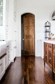 stained kitchen cabinets with hardwood floors 31 hardwood flooring ideas with pros and cons digsdigs