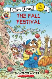 scholastic the first thanksgiving the fall festival by mercer mayer scholastic