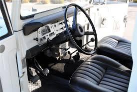 Toyota Land Cruiser Interior 1973 Toyota Land Cruiser Fj 40 Suv 154122