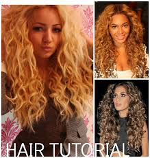 picture of nicole s hairstyle from days of our lives exotic curls hair tutorial beyonce nicole scherzinger shakira