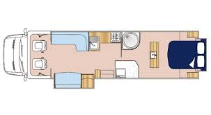 Winnebago Rialta Rv Floor Plans Winnebago View Profile Floor Plans 2012 Avanti Motorhomes Class