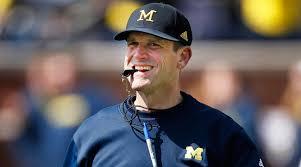 Football Cover Letter Imagining Michigan Football Coach Jim Harbaugh U0027s Cover Letter Si Com