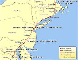 New York Penn Station Map Flyertalk Forums View Single Post My Weekend Jaunt To Amtrak Map