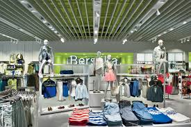Flag Store Online Bershka Flagship Stores Zumtobel