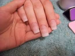 artificial nail tips how you can do it at home pictures designs