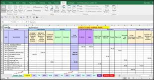 Excel Template Expense Report Expense Report Thebridgesummit Co Free Excel Templates For
