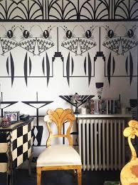 Mural Art Designs by Art Deco Mural Project Complete Atadesignsatadesigns