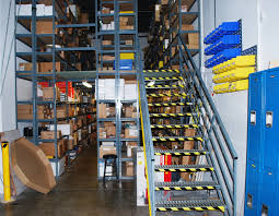 shelving warehouse design