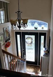 Decorating A Bi Level Home Split Entry Foyer Ideas Senalka