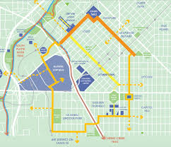 Denver Rtd Map Downtown Bike Ped Loop A Top Priority For Downtown Denver