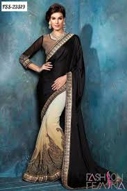 Trendy Women S Clothing Boutiques Online The Most Trendy Designer Embroidery Sarees Collection For Indian