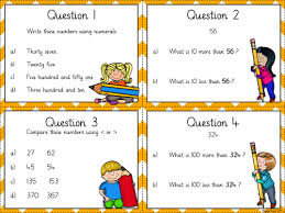 place value task cards year 3 by hoppytimes teaching resources tes