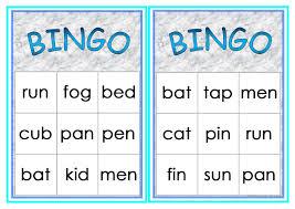 Printable Cvc Worksheets Cvc Words Bingo Worksheet Free Esl Printable Worksheets Made By