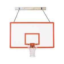 Adjustable Basketball Hoop Wall Mount Supermount 68 Performance Wall Mounted Basketball Goal