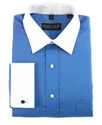 donald trump dress shirt non iron signature french cuff dress