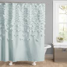 Shower Curtain Amazon Com Lush Decor Lucia Shower Curtain 72 Inch By 72 Inch