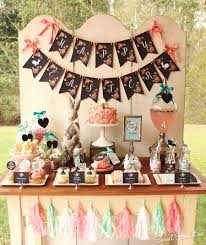 Easter Brunch Table Decorations by 10 Easter Dessert Table Ideas Catch My Party