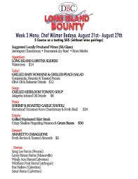 long island bounty la tavola trattoria