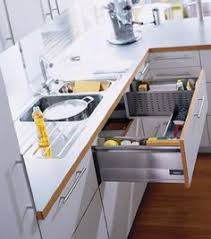 Utilize The Space Around The Sink This Drawer Wraps To Either - Kitchen sink drawer