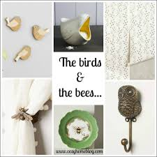 nature inspired home the birds and the bees cosy home blog