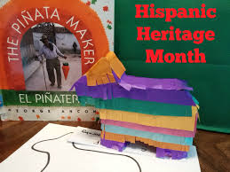 hispanic heritage month literacy activities scholastic
