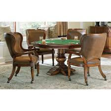 Pool Dining Table by Chair Three In One Cherry Poker Bumper Pool Dining Table Tables
