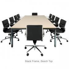 Black Boardroom Table Cubit Meeting Boardroom Table 1500 Wide For Sale Australia Wide