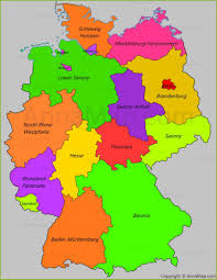World Map Germany by Germany On The World Map Annamap Com