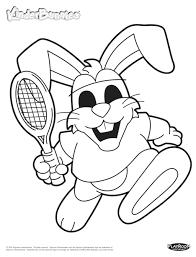 tennis coloring pages u2013 barriee