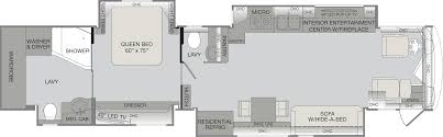 Pop Up Camper Floor Plans by American Dream Rv U2013 American Dream Motorhome U2013 Your American Dream