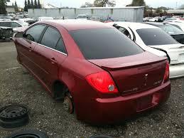 2009 pontiac g6 parts car stk r7299 autogator sacramento ca