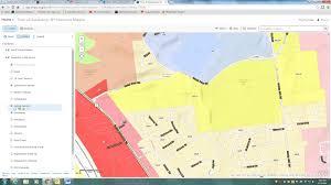 Ualbany Map Planning Espatially New York