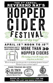 upcoming events reverend nat u0027s hard cider