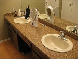 Bathroom Vanity Countertops Ideas Kitchen 144 Inch Laminate Countertop Lowes Laminate Countertops