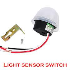 photocell sensor automatic light control switch newest automatic auto on off photocell street light switch photo