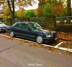 lowered mercedes 190e images tagged with benz barn on instagram
