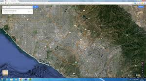 Satellite Map Of Usa by Google Map Of San Francisco California Usa Nations Online Project